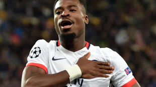 The Ivorian right-back Serge Aurier joined PSG in 2014.