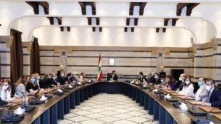 Hassan Diab a annoncé la démission du gouvernement ce lundi 10 août (photo d'illustration).