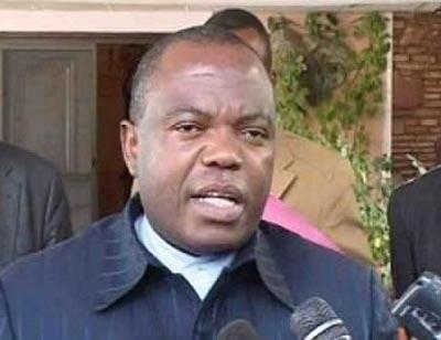 Daniel Ngoy Mulunda, ancien président de la Céni en RDC.