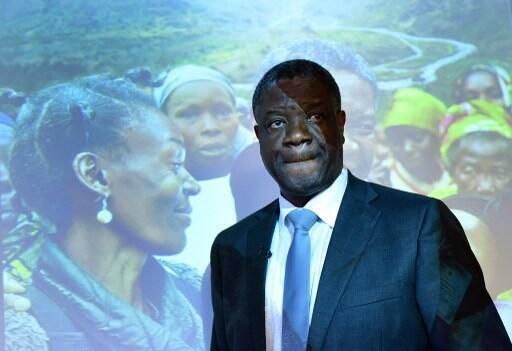 Denis Mukwege, gynécologue congolais lauréat du prix Sakharov en 2014, a de nouveau été placé sous protection par l'ONU.