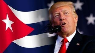 美國總統特朗普或將改變其前任奧巴馬曾領導美國與古巴關係轉暖的外交方向