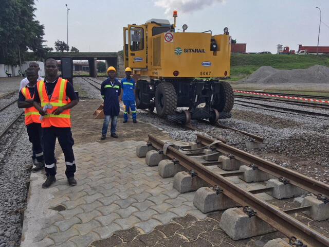 Le coût des 8 ans de travaux de réhabilitation du Chemin-de-fer de la ligne Abidjan-Ouagadougou-Kaya s'élève à 400 millions d'euros.