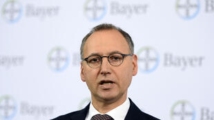 O presidente da Bayer, Werner Baumann