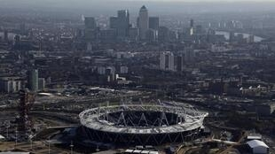 Estádio Olímpico de Londres será a sede das cerimônias de abertura e encerramento das Olimpíadas de 2012.