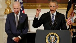 باراک اوباما، طق نطق ١٢ ژانویه ٢٠۱٧ خود را به ارائه کارنامه ٨ سالهاش اختصاص داد.