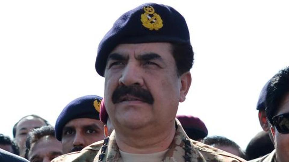 ژنرال راحیل شریف فرماندۀ پیشین ارتش پاکستان