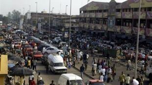 Abidjan.