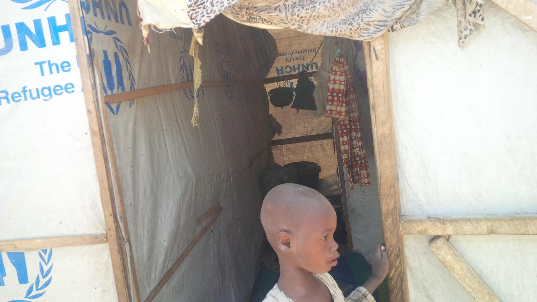 'Yan gudun hijirar rikicin Boko Haram na kukan yunwa a Borno