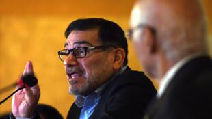Ali Shamkhani, secrétaire du Conseil suprême de la sécurité nationale (ici en octobre 2015), a annoncé le début d'une nouvelle phase pour «détruire totalement» les groupes armés en Syrie.