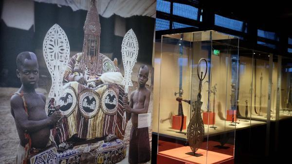 'Striking Iron - The Art of African Blacksmiths' an exhibition November 2019- June 2020 at the Musée du Quai Branly, Paris.