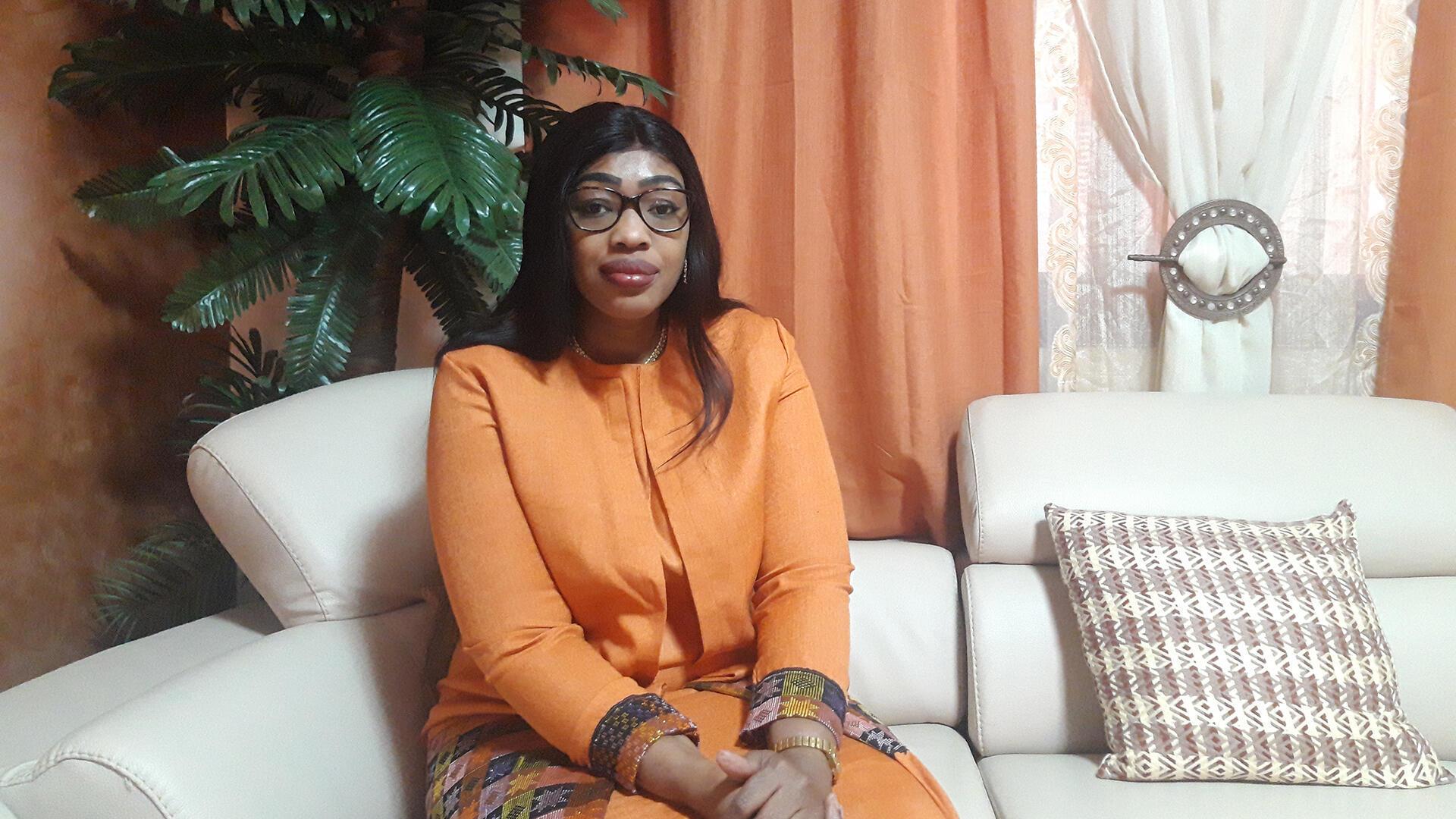 Fatou Dramé fait du commerce entre le Sénégal, la Turquie, la Chine et l'Europe - La marche du monde
