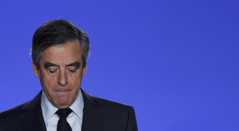 François Fillon anunciou que será indiciado pela Justiça