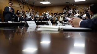 日本与朝鲜就人质问题已经于5月在东京举行过磋商 路透社照片