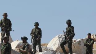 Dakarun kasar Syria