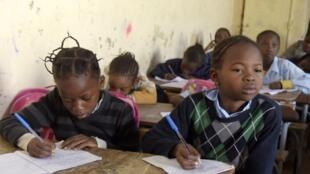 Une école primaire à Pikine, dans la banlieue de Dakar au Sénégal (Photo d'illustration).