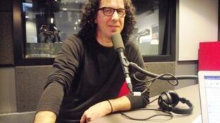 Jordi Purti en nuestros estudios