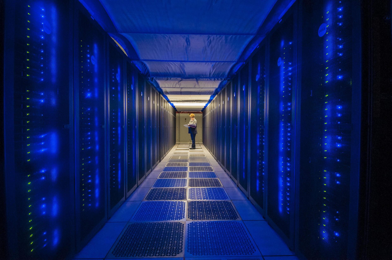 Một trung tâm dữ liệu