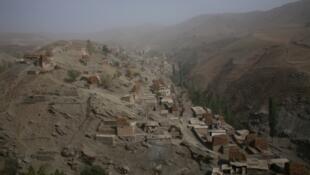 C'est dans la province de Badakhsan que les otages avaient été enlevés.
