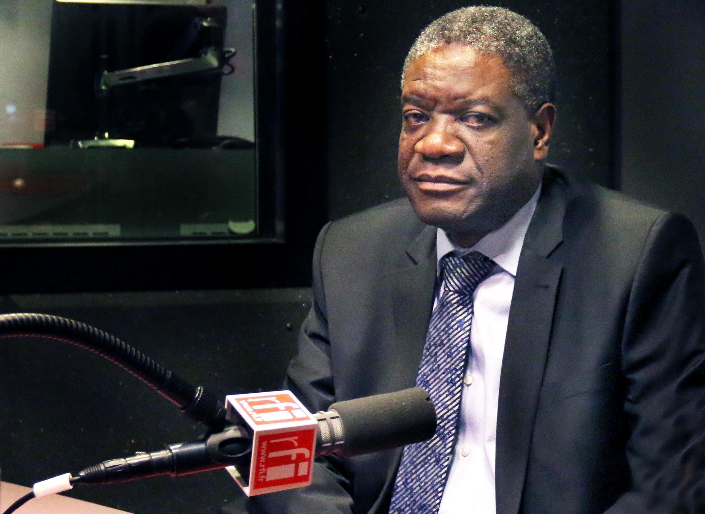 Docteur Denis Mukwege.