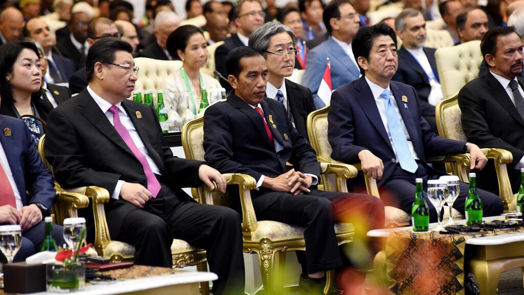Les «petits» voisins de la «grande» Chine maritime