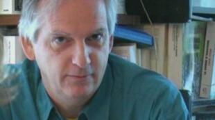 O economista Thomas Coutrot, chefe do departamento de condições de trabalho e de saúde do Ministério do Trabalho da França.
