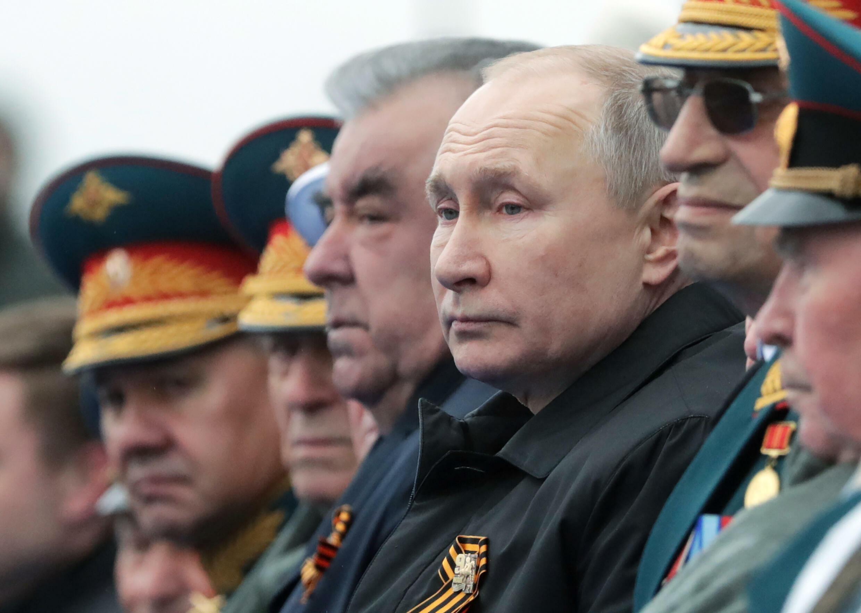 Putin Rakhmon
