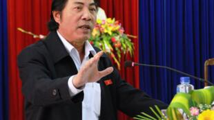 Ông Nguyễn Bá Thanh, Trưởng ban Nội chính Trung ương Việt Nam.