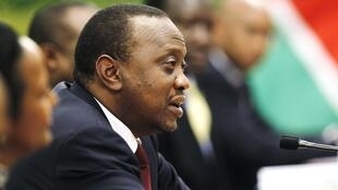 Shugaban kasar Kenya, Uhuru Kenyatta
