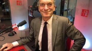 Stéphane Witkowski, presidente do IHEAL, universidade Sorbonne Nouvelle