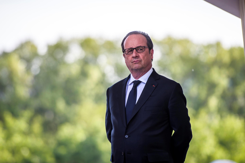 Tổng thống Pháp François Hollande (24/04/2017)