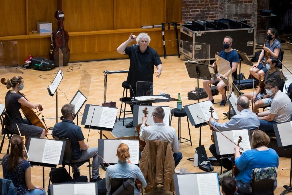 London Symphony Orchestra Rattle