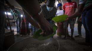 Pemba - nourriture - Mozambique - Cabo Delgado