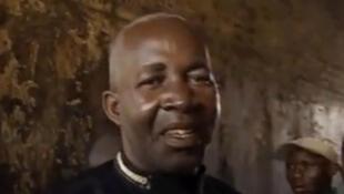 Pierre-Claver Mbonimpa, président de l'Aprodh au Burundi