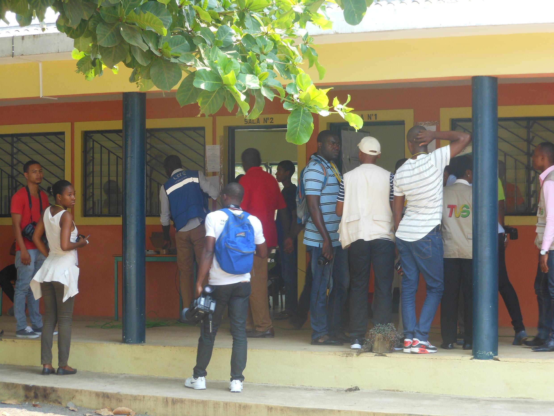 Primeira volta das eleições presidenciais são-tomenses a 17 de Julho de 2016