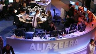 A rede de televisão afirma que o processo contra seus jornalistas no Egito é uma afronta à liberdade de expressão