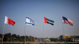 2020-09-14T101200Z_1921127196_RC2AYI9N5XR4_RTRMADP_3_ISRAEL-GULF-USA