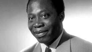 Barthélémy Boganda, dans les années 50.