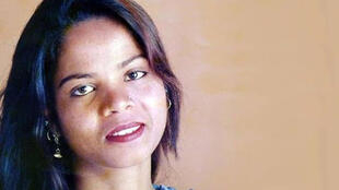 An undated photo of Asia Bibi, a Christian woman at the centre of a years-long blasphemy row