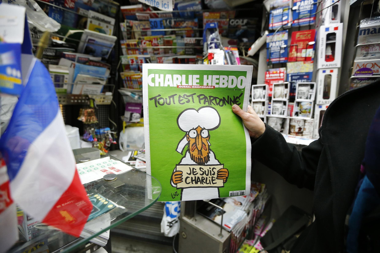 """Первый после терракта выпуск газеты """"Шарли Эбдо"""" будет выпущен тиражом 5 млн экземпляров"""