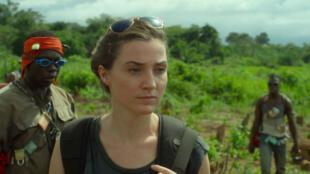 Nina Meurisse dans « Camille », réalisé par Boris Lojkine.