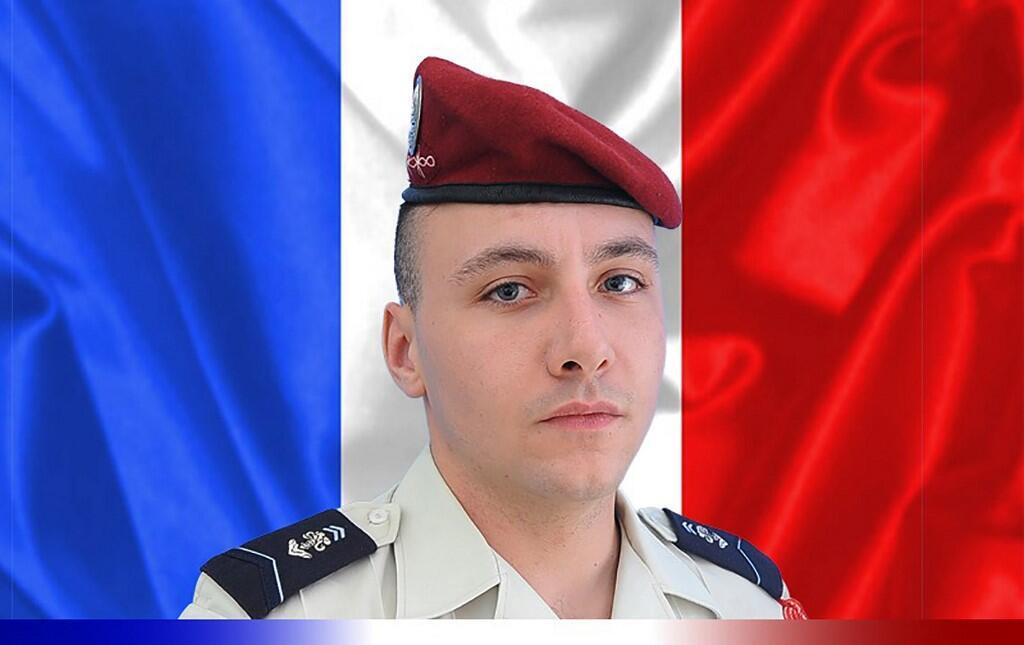 Hussar Arnaud Volpe was one of two French soldiers killed on September 5, 2020 in northern Mali when their armored vehicle struck an improvised explosive device.