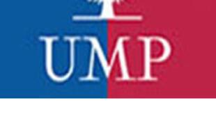 Logo de l'Union pour un mouvement populaire (UMP).