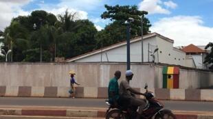 ibk mali residence domicile president