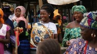 Ce 8 mars, c'était la journée internationale des droits des femmes.