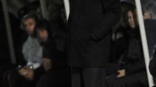 L'entraîneur du PSG, Carlo Ancelotti, désormais sur la sellette depuis la défaite face à Nice en championnat, le 1er décembre 2012.