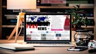 Les fake news ont particulièrement marqué l'opinion publique lors de la campagne présidentielle aux Etats-Unis.