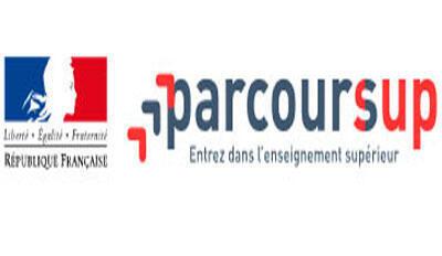 Logo de la plateforme Parcoursup.