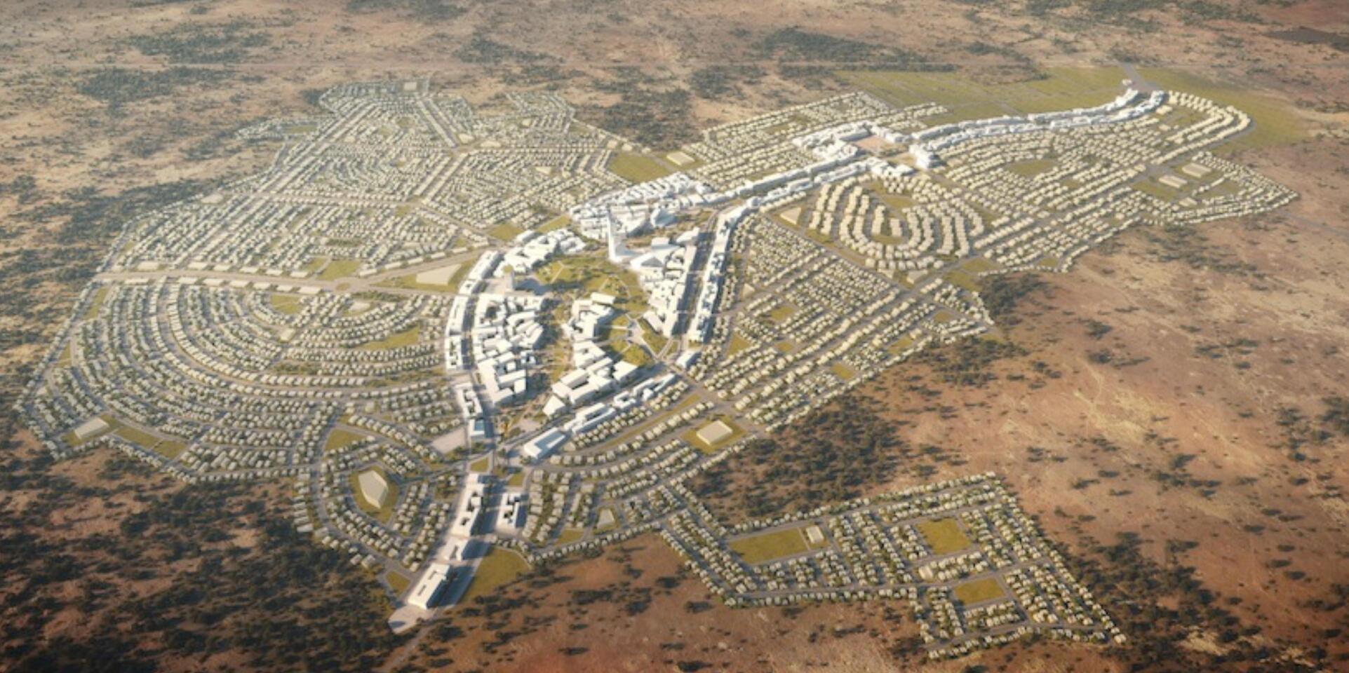 Ce grand projet burkinabè souhaite devenir le symbole de la ville africaine du futur.