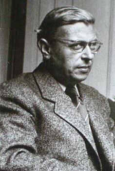 Sartre en 1964