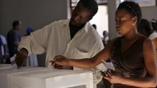 Les haïtiens ont voté le 28 novembre dernier.